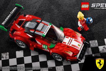 Lego Speed Champions: Ferrari