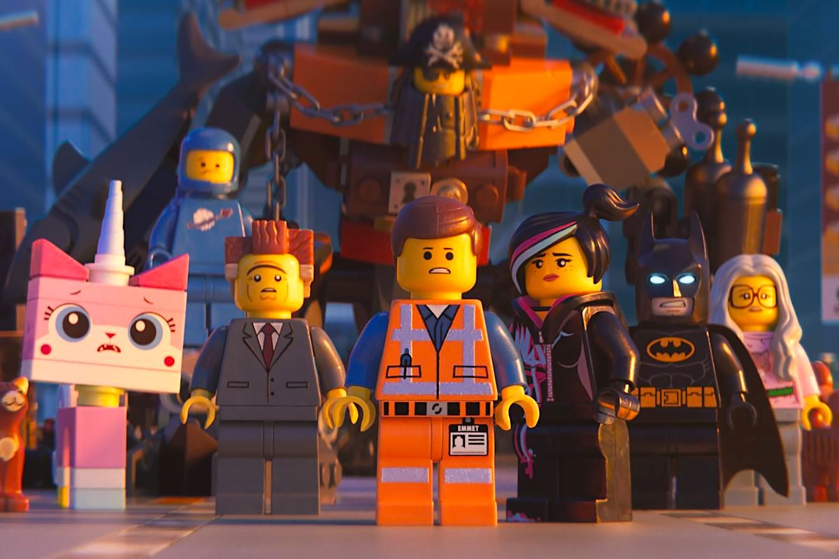Lego Movie 2: set lego acquistabili